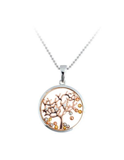 Osa Jewels Collezione Les Folies Silver