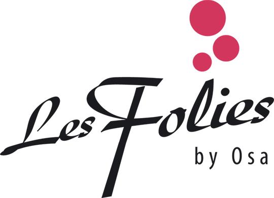 Les Folies by Osa Jewels Logo