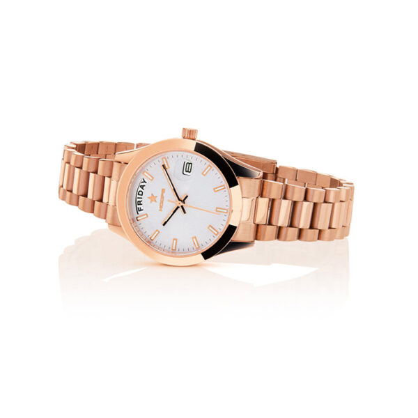 Hoops Collezione Luxury Day Date Gold
