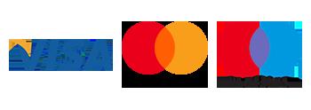 Pagamento con Carta di Credito o Debito